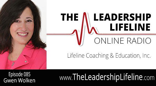 Gwen Wolken for the Leadership Lifeline