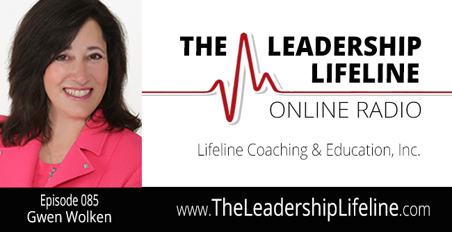 Gwen Wolken for the Leadership Lifeline